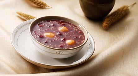 薏米紅豆蓮子粥