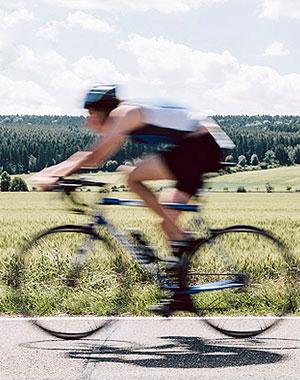 骑自行车健身的五个小诀窍