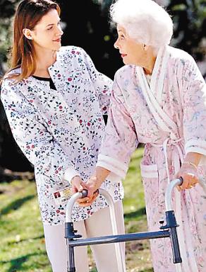 如何预防老年人骨折?