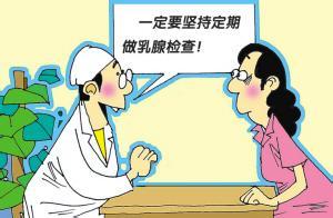 引起乳房肿块的原因有哪些呢