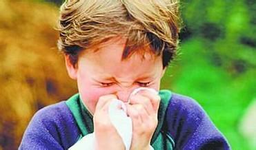 抠鼻子容易引发鼻炎