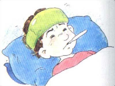 小儿发烧的退热药治标不治本