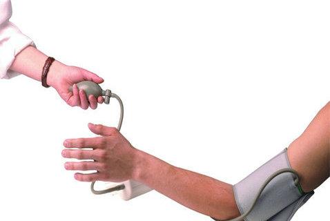 患者怎样低血压测量