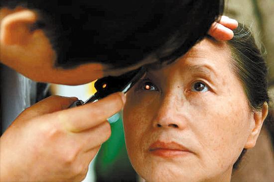 你认为女性青光眼有特效药吗