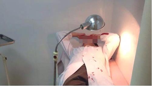 上海一急诊医生被患者殴打缝7针