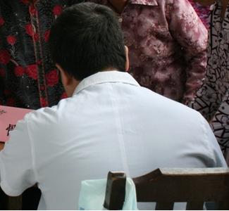 第二人民医院举办爱肝义诊