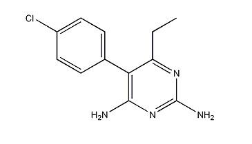 乙胺嘧啶片性状分析