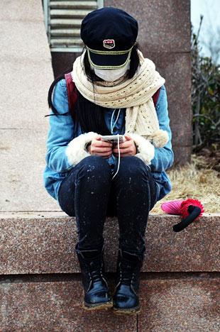 冬日潮流有三宝,保暖时尚一样少不了