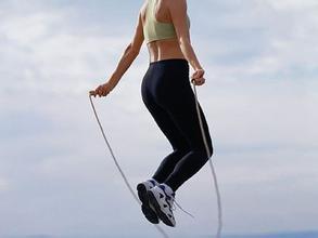夏季有效跳绳减肥攻略 这样减肥真的很有效