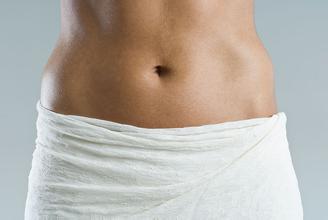 针对小腹减肥操 每天坚持练出平坦小腹