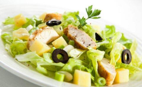 5种让你有饱腹感的减肥食谱