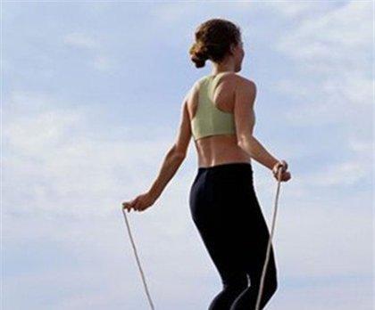 跳绳如何跳才能减肥?