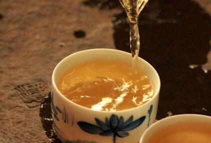 六种减肥茶让你喝到瘦