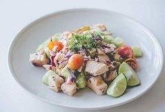 5种减肥午餐食谱 饱腹又能瘦