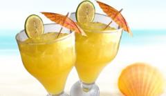 姜醋柠檬汁温暖身体,轻松甩肉