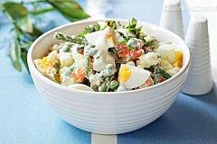 吃沙拉真的可以减肥吗?