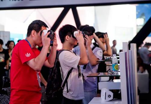 上海chinajoy展会 新型VR科技夏日劲爆来袭