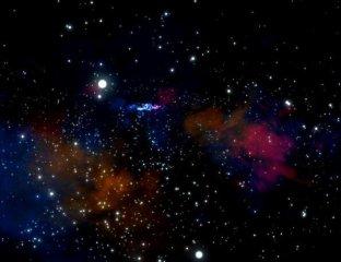 星星为何是亮的宇宙却是漆黑一片
