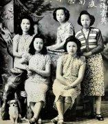 民国时期女子穿上旗袍个个小家碧玉,这种美靠整容是整不出来的