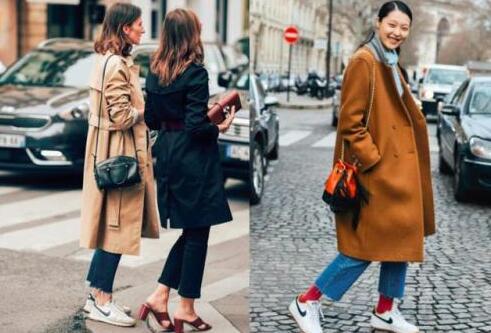 教你一件大衣的10种穿法,不许再说没衣服穿了!image