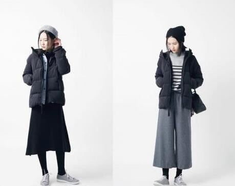 怕冷又不愿忍受臃肿,这样搭配,羽绒服也能穿出时尚感