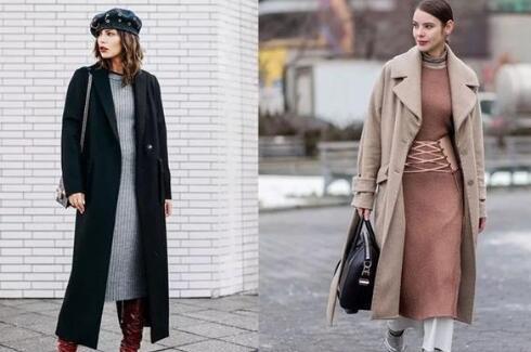 每个女人都该有套秋冬裙装,看蔡依林告诉你原因