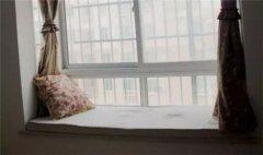 在家自制飘窗垫,简单五步手工小白都能会