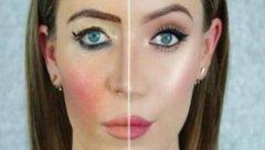 7个简单易学的化妆小技巧,让你菜鸟变达人