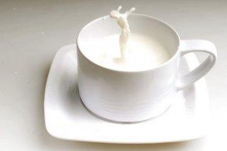 纯牛奶美容的误区