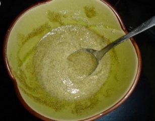 白芷绿豆面膜