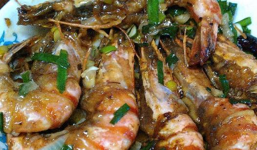 海虾的做法大全