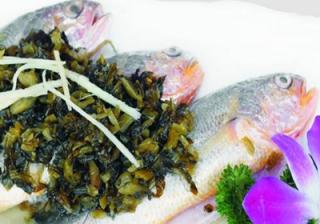 介绍雪菜小黄鱼的做法