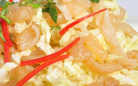 经期能吃海蜇皮吗