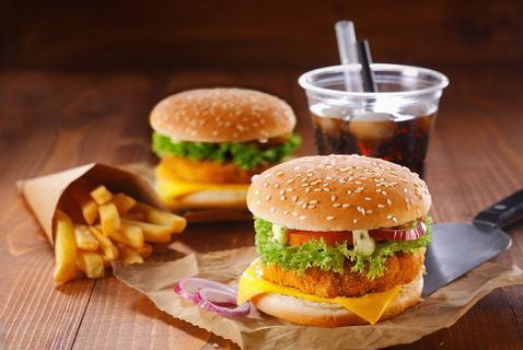 鸡肉汉堡能减肥吗
