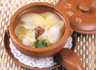 柠檬竹荪乌鱼蛋汤的做法