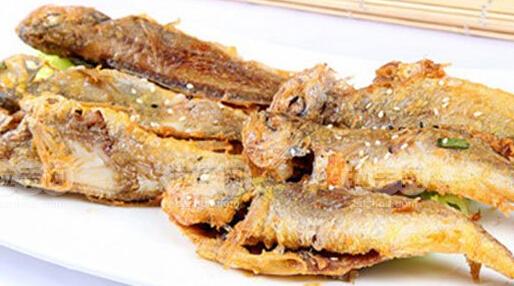 干炸小黄鱼的正宗做法