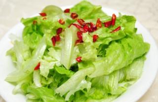 生菜的营养价值有哪些