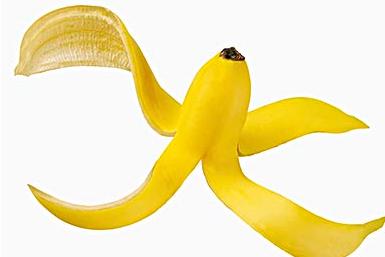 香蕉皮可以去斑吗