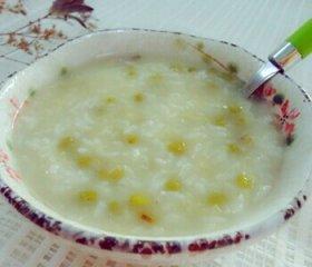 食用绿豆大米粥的禁忌