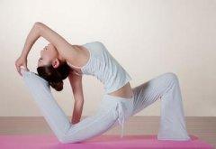 瑜伽减肥动作 经典瑜伽招式轻松瘦全身