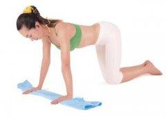 瑜伽健身 活络筋骨远离背疼