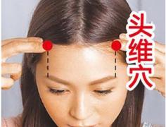 介绍头痛的穴位推拿疗法