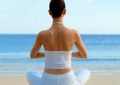 心灵瑜伽是一种健康纯净的心操