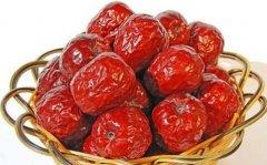 红枣六种黄金吃法可以排毒