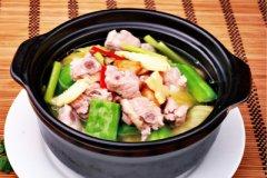 黄瓜排骨汤