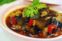 肉末魚香茄子