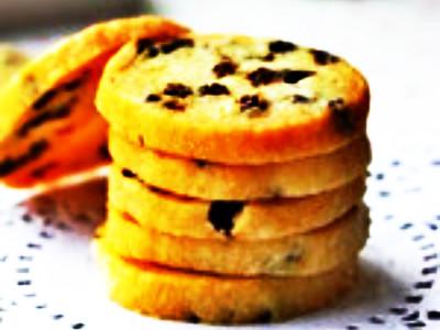 黑加仑小西饼