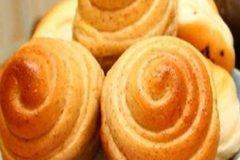 蜂蜜香酥面包