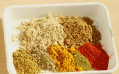 自制印度咖喱粉