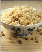 黄豆糙米饭